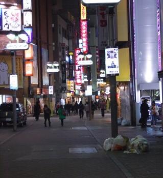 お勧めしたい渋谷の見どころ:センター街