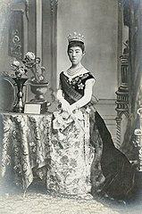 昭憲皇太后