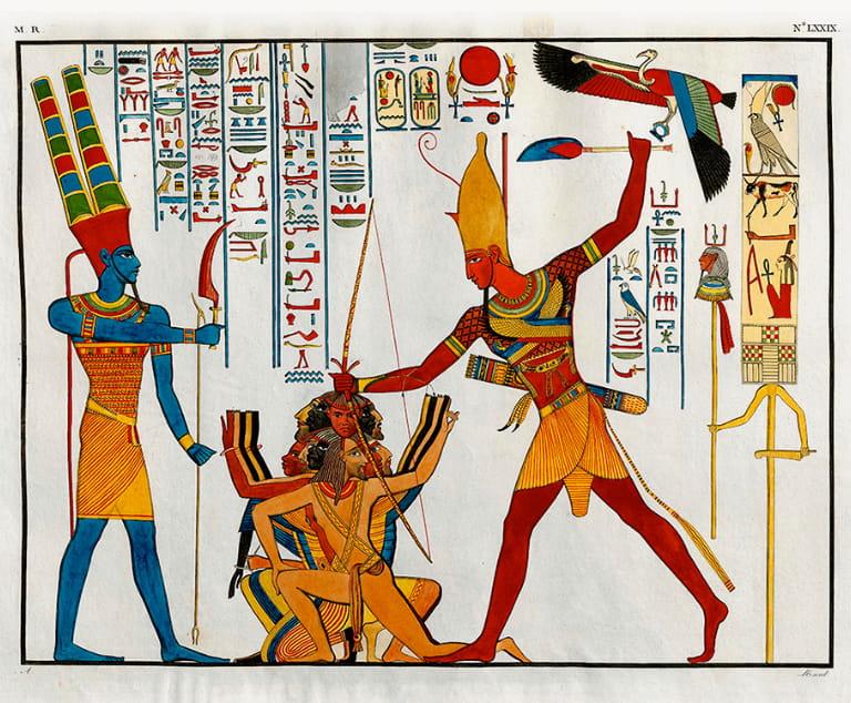 ライデン国立古代博物館所蔵 古代エジプト展 ー美しき棺のメッセージー
